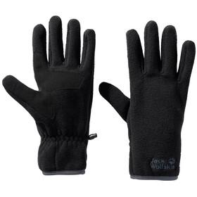 Jack Wolfskin Artist Ecosphere Gloves, black